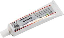 Halnziye HY410 Blanco 100g Tubo de Aluminio (0.975W/m-k) de la grasa térmica pasta