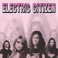 ELECTRIC CITIZEN - HIGHER TIME   CD NEW