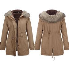 Manteaux et vestes en polyester pour femme
