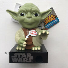 Star Wars YODA Electronic Sweets Dispenser - New & Official (Out of date) Toy