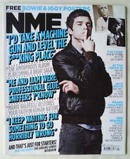 OASIS RARE, NOEL GALLAGHER, NME 18 February 2012, IGGY POP, DAVID BOWIE POSTERS