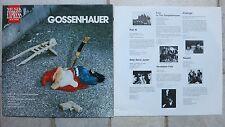 ME/Sounds - Gossenhauer LP Jingo de Lunch Fury in the.. M.Walking Dub Invaders