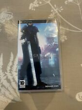 Final Fantasy VII 7: crisis Core (Sony PSP) no manual