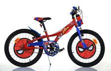Bicicletta Spiderman 20 pollici 7 8 9 anni Mountain Bike Ragazzo Cambio Shimano