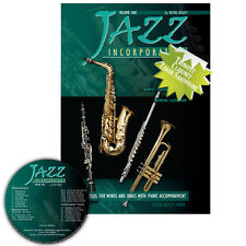Jazz Incorporated Vol 1 for Bb Trumpet Book CD Sheet Music Kerin Bailey
