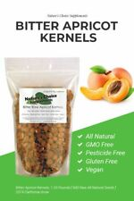 Bitter Apricot Kernels, 1 Pound, Natural B17 Source