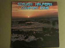 STEVEN HALPERN COMFORT ZONE LP ORIG '80 HALPERN ELECTRONIC NEW AGE AMBIENT VG+