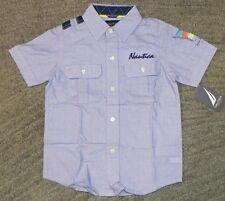 Nautica 100% Algodón Camisetas Para Niños (Talla 4 y más grande ... d5df959a3b6a5
