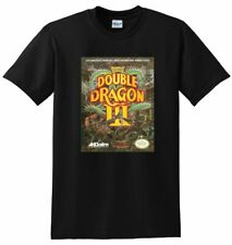 DOUBLE DRAGON III T SHIRT the sacred stones nes nintendo SMALL MEDIUM L or XL