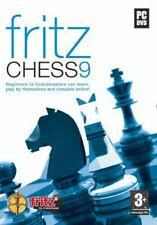 Fritz Schach 9 (PC Spiel) * VERSAND * immer schnell * immer kostenlos *