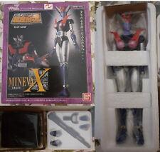 GX-09 MINEVA X MINERVA Soul of Chogokin SOC ROBOT BANDAI MAZINGA GOLDRAKE NUOVA!