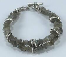 Handmade Genuine Labradorite bracelet feldspar Bracelet labradorite jewelry