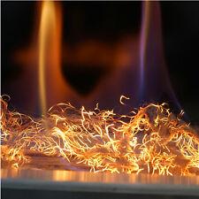 GLOW FLAME - glühende Fasern für Biokamine Dekoration Glüheffekt