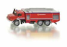 SIKU Super 1:50 Die Cast + Kunststoffteile 2109 Mercedes Zetros Feuerwehr