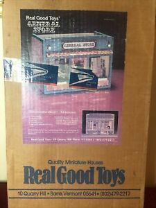 Real Good Toys General Store Dollhouse Kit 1:12 NEW