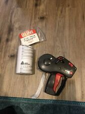 Avery Dennison Monarch 1131 Price Tag Label Gun, Labels and Extra Ink