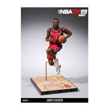 McFarlane NBA 2K19 Series 1 James Harden Houston Rockets Figure