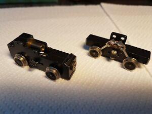 RMA HO Ensemble bogie moteur et bogie capteur Autorail Picasso pour bricoleur.