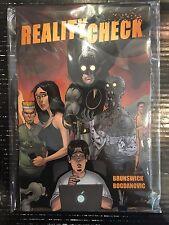 Reality Check Paperback Graphic Novel Image Comics 9781607068594