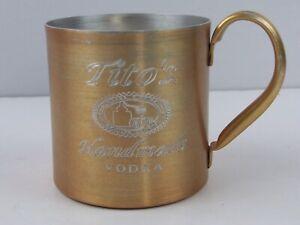 Tito's Handmade Vodka Mug