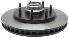Disc Brake Rotor and Hub Assembly-Hub Assembly Front fits 99-03 Ford F-150, F250