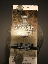 2019 Stanley Cup Finals Game 7 Boston Bruins vs. St. Louis Blues Ticket Stub
