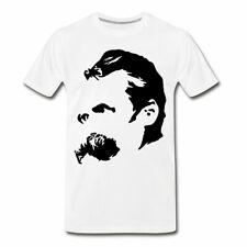 Friedrich Nietzsche Portrait Men's Premium T-Shirt