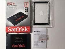 SANDISK ULTRA II 1TB INTERNL SOLID STATE DISK SDSSDHII-1T00-G25 SSD 619659156596