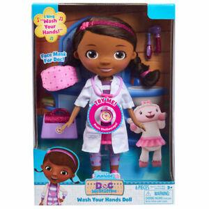 Disney Doc McStuffins Wash Your Hands Doll Brand New