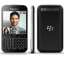 "New Unlocked BlackBerry Classic Q20 16GB 3.5"" QWERTY Keyboard Smartphone Black"