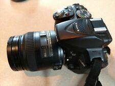 Nikon D-5300 camera w/ 3 lens