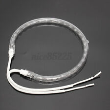 110V Circular Halogen Tube Turbo Oven Bulb Lamp Heating Element Replacement