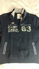 CAMP DAVID ! Sweatjacke Gr.XL. Dunkelblau !