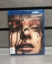 Carrie (2013)   DVD/BluRay   Ships Fast
