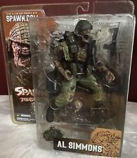 Al Simmons SPAWN Mutations Series 23 Action Figure McFarlane Toys 2003
