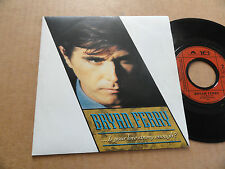 "DISQUE 45T DE BRYAN FERRY  "" IS YOUR LOVE STRONG ENOUGH ? """