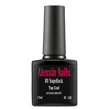 Shellack UV-Nagellack Top Coat 7,5 ml - Gel Polish Versiegelung Finish Soak Off