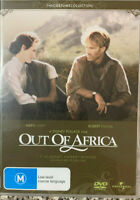 Academy Award Winner Best Picture 1985 OUT OF AFRICA  DVD