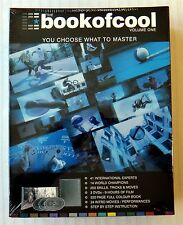 The Book Of Cool Vol 1 ~ New Sealed 3 Disc DVD & Book Set ~ Skate Movie Video
