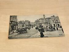 Early 1900s Postcard George Street and Market Place, Luton