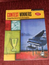 CONTEST WINNERS BOOK One Early Elementary to Elementary Paperback 2004