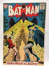 Batman (Vol 1) #167 VG+ (4.5) 1st Print DC Comics