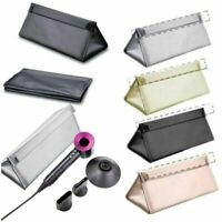 PU Leather Premium Travel Box Storage Case Bags For Dyson Supersonic Hair Dryer