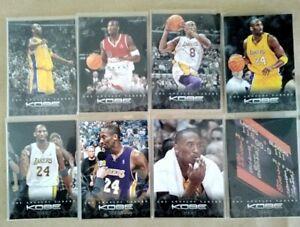 Kobe Bryant anthology 8 Card Lot #109 #117 #127 #128 #136 #139 #175