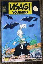 #21 SAKAI 1987 USAGI YOJIMBO READER QUALITY COMIC BOOK