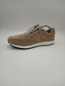 Saucony Womens Size 10 Freedom Runner Tan Suede Running Sneakers S30005-2