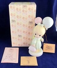Precious Moments Enesco YOU ARE MY MAIN EVENT Figurine With Box And Papers Mint
