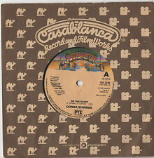"""Donna Summer - On The Road 7"""" Single 1979"""