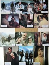FIVE DAYS ONE SUMMER - S.Connery - Set of 12 FRENCH LC