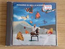 ROSARIO DI BELLA - ESPERANTO - RARO CD FUORI CATALOGO